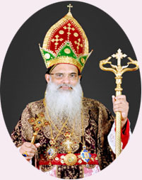 Catholicos of the East and Malankara Metropolitan H.H. Baselius Mar Thoma Paulose II