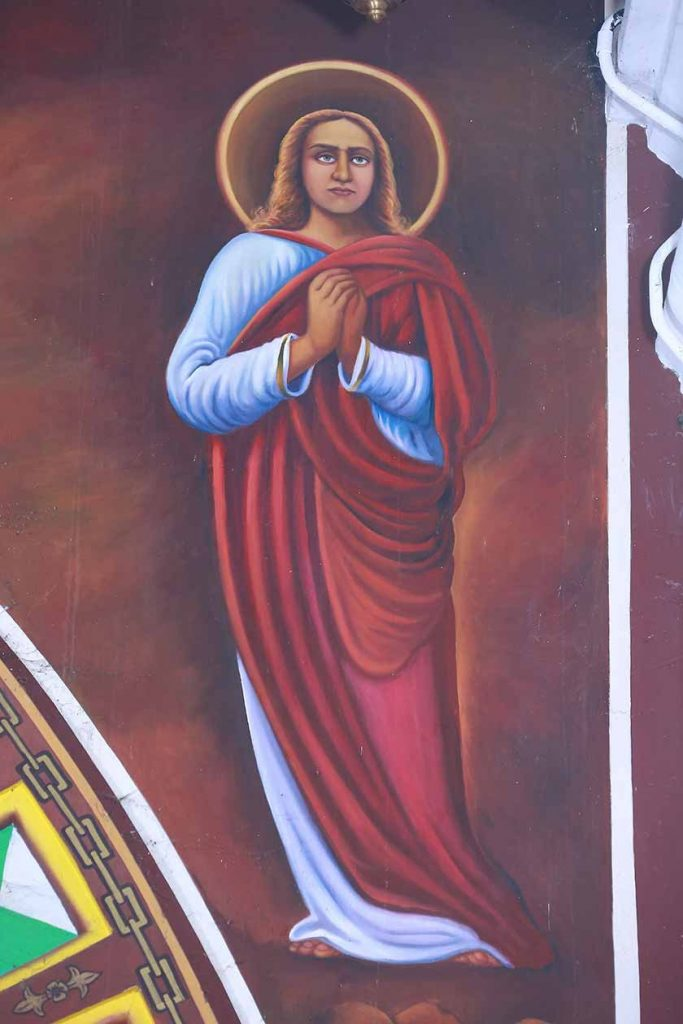 Painting - St. Stephen