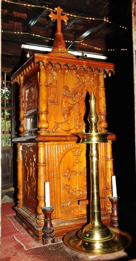 Relics of St. Thomas