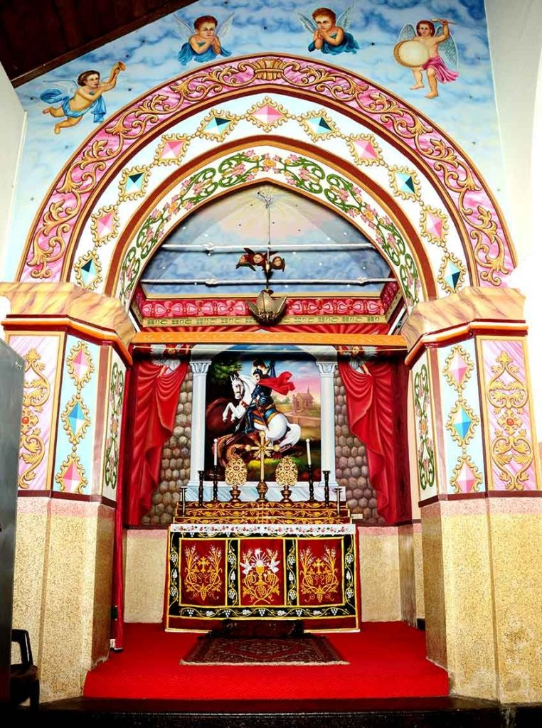 Altar of St George